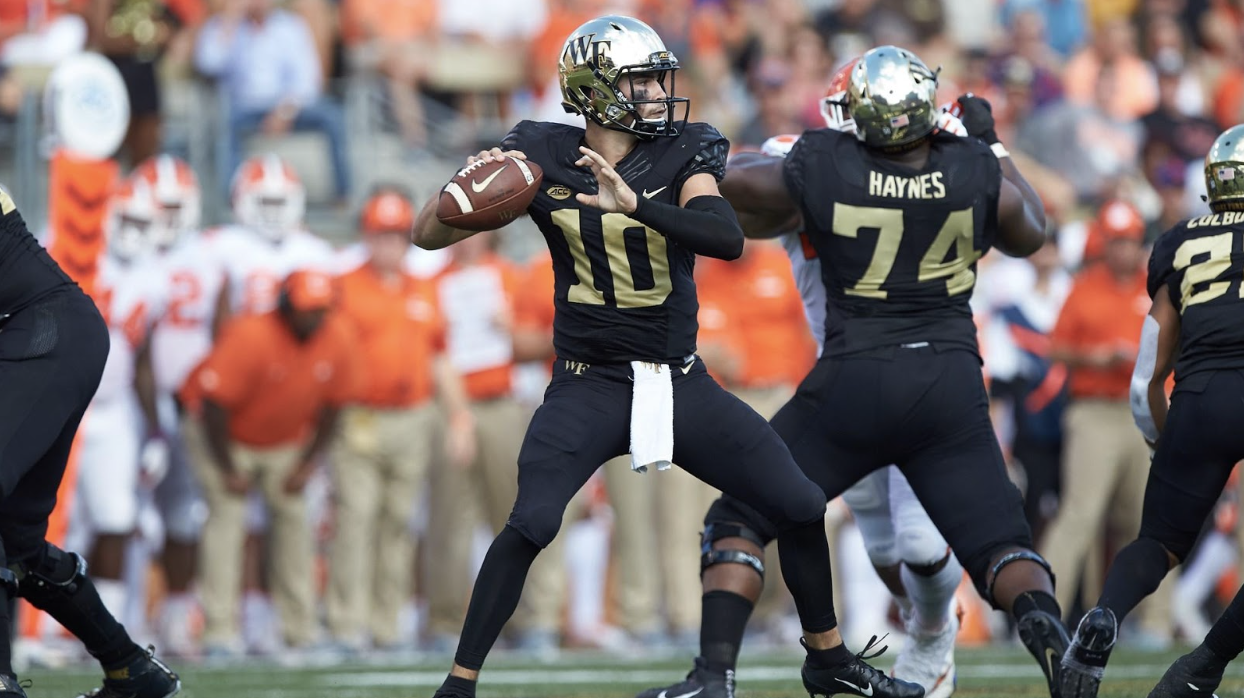A Look Inside Wake Forest Sports