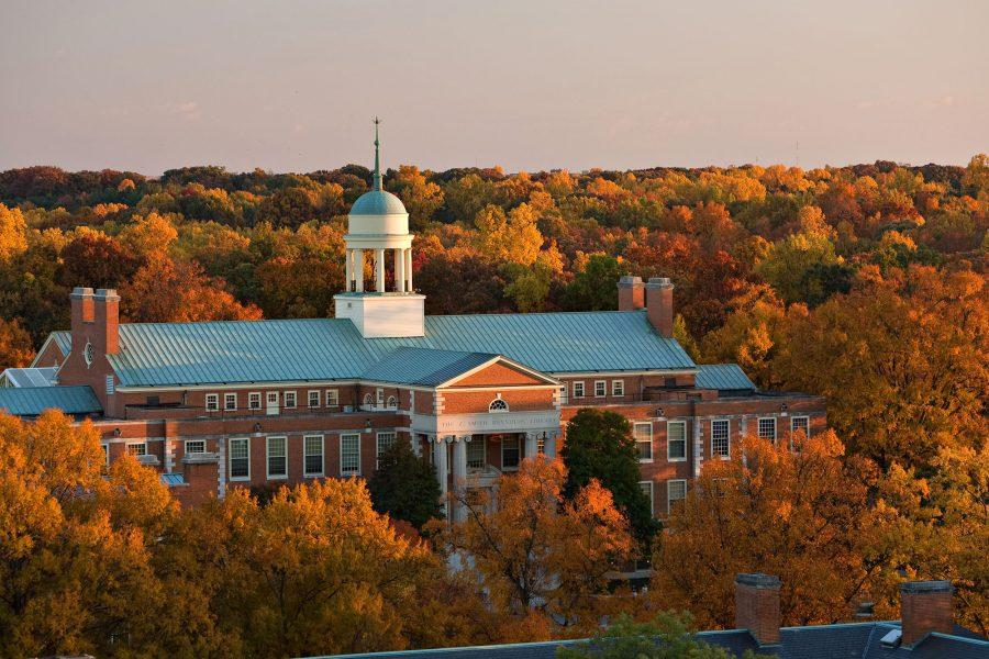Photo courtesy of WFU News