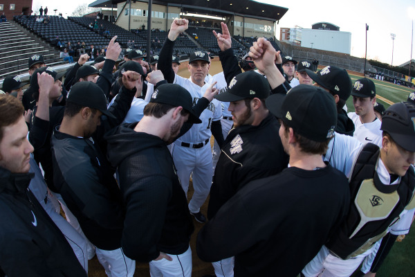 Photo Courtesy of Wake Forest Athletics Communications