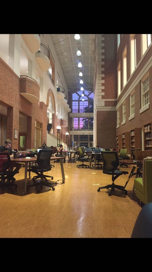 Wake Forest's Best Study Spots