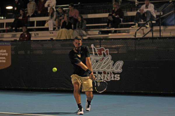 Men's tennis eager to build on last season