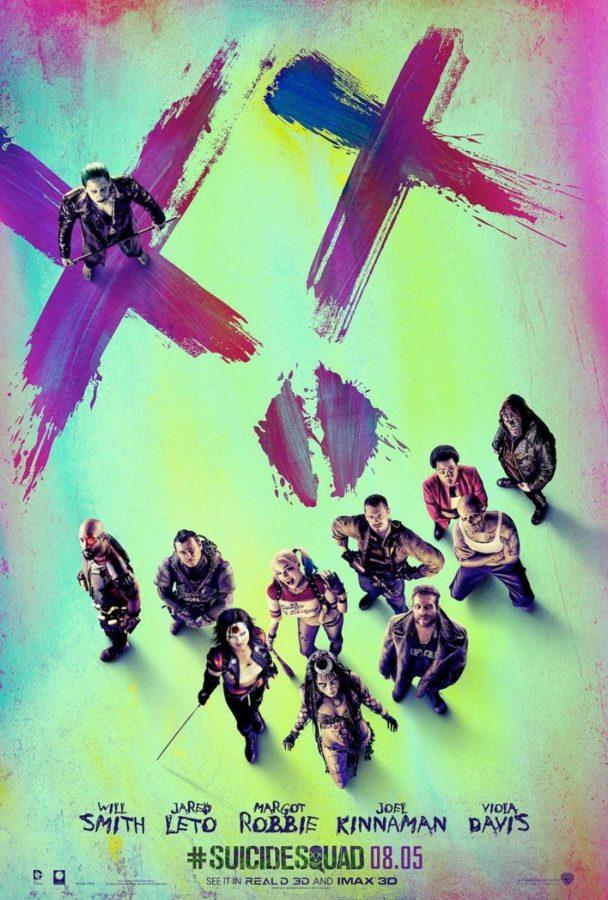 """Suicide Squad"" doesn't live up to the hype"
