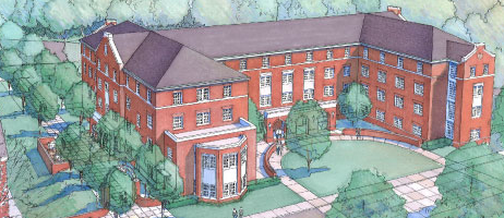 New dorm will house returning students