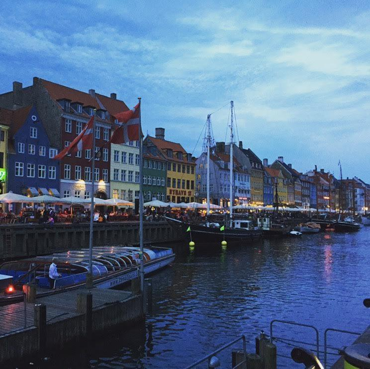 First-year students can study in Copenhagen