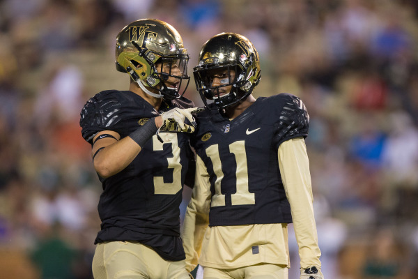 Wake Forest will be challenged in second half of season