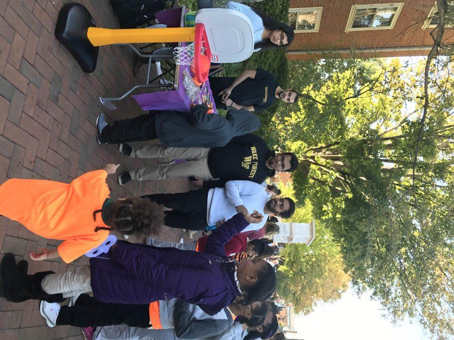 WFU hosts 28th annual Project Pumpkin