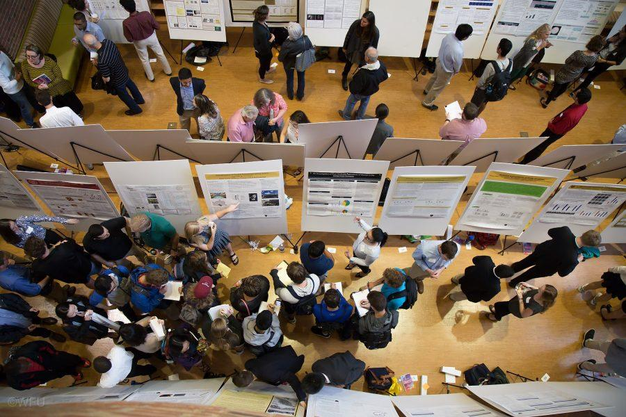 URECA hosts Undergraduate Research Day
