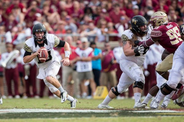 Demon Deacons can't hang with Seminoles on the road