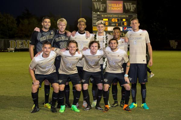 Men's soccer approaching second ACC title in a row