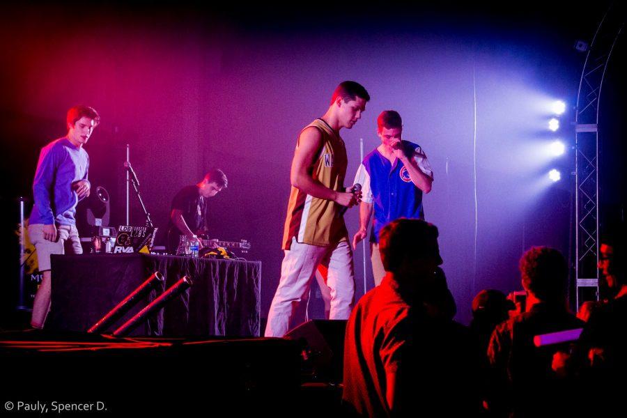 Young talent dominates Cash Cash concert