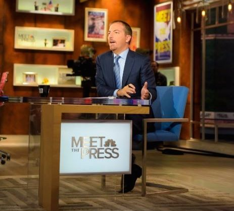 Chuck Todd talks post-election