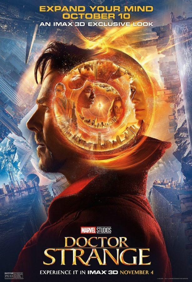 """Doctor Strange"" is a magical kind of strange"