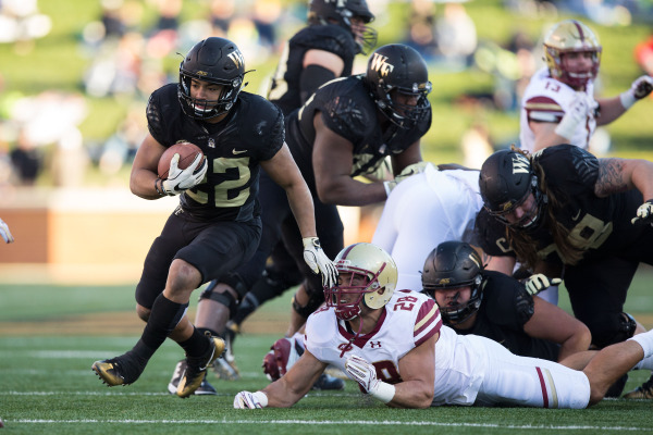 Deacons prepare for No. 23 Temple in Military Bowl