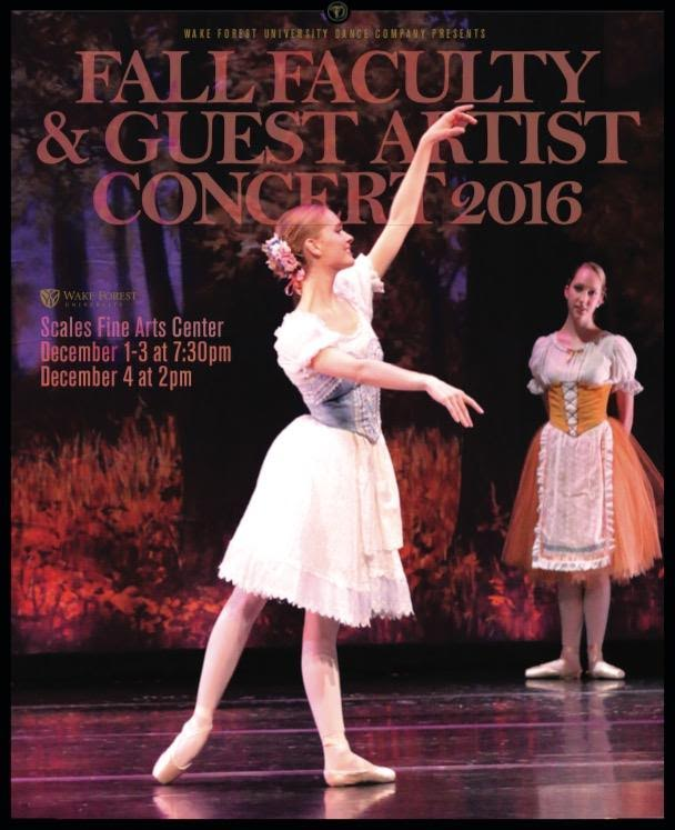 Dance concert will showcase students' talent
