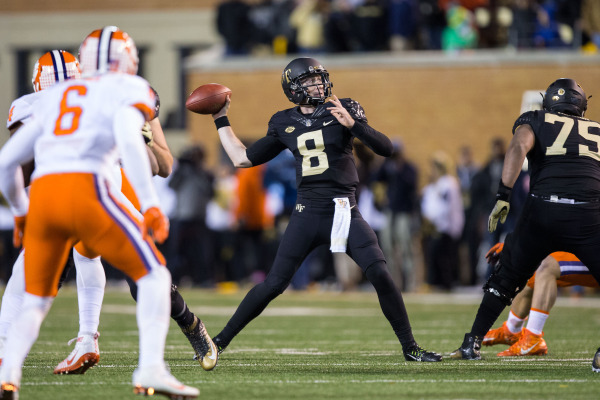 Wake Forest drops final two regular season contests