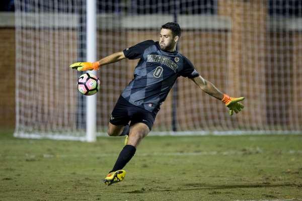 Wake Forest continues its pipeline to MLS