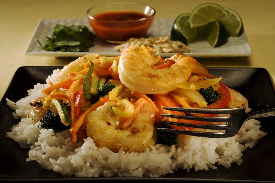 Local store offers Thai cuisine