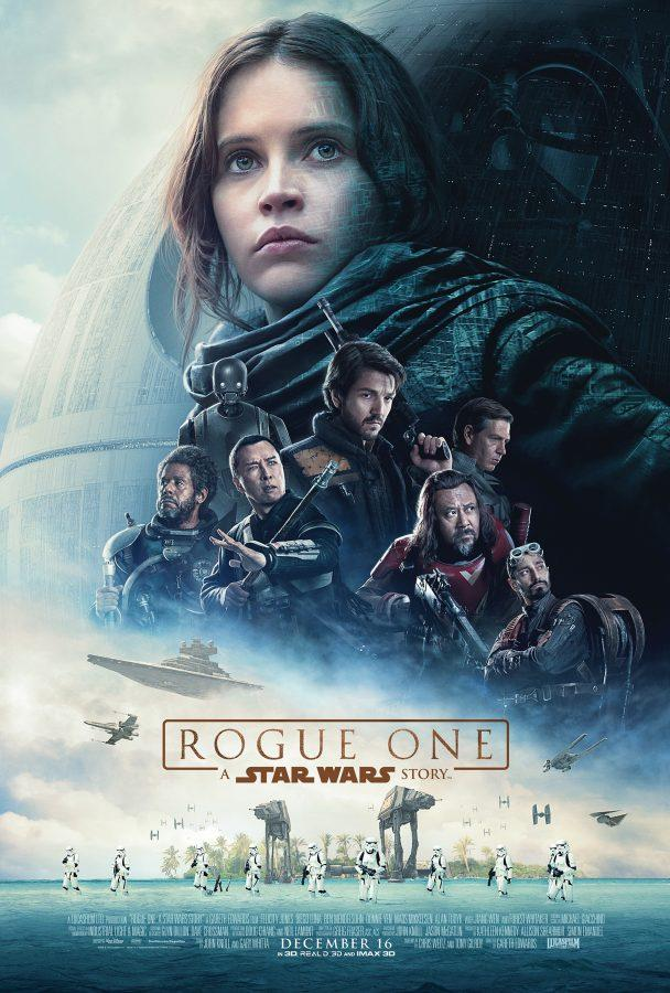 Rogue One: A Star Wars Story. (Walt Disney Motion Pictures)