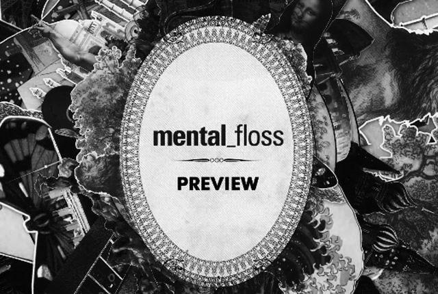 mental_floss entertains and inform