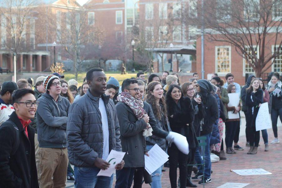 Speak out on the quad challenges immigration policy