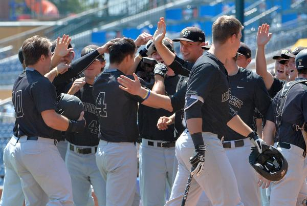 Wake Forest baseball begins new season