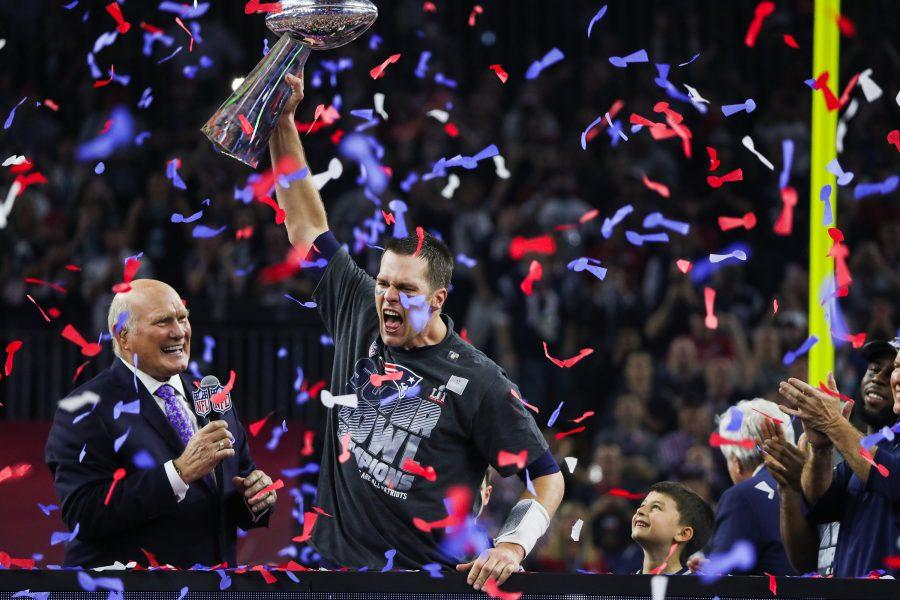 Patriots top Falcons in an instant classic