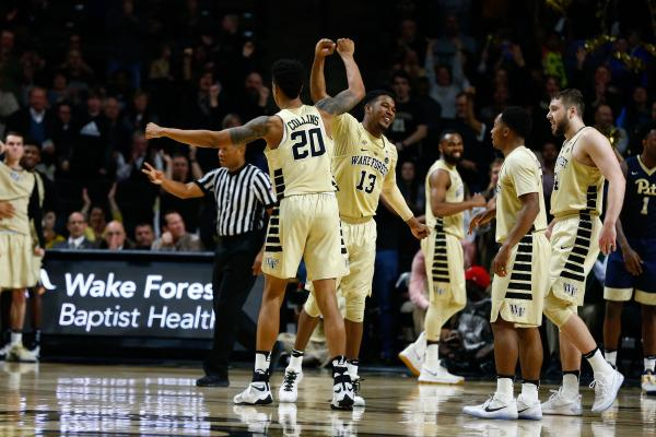 Demon Deacons pull off late comeback over Pittsburgh