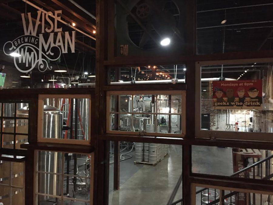 New brewery opens downtown