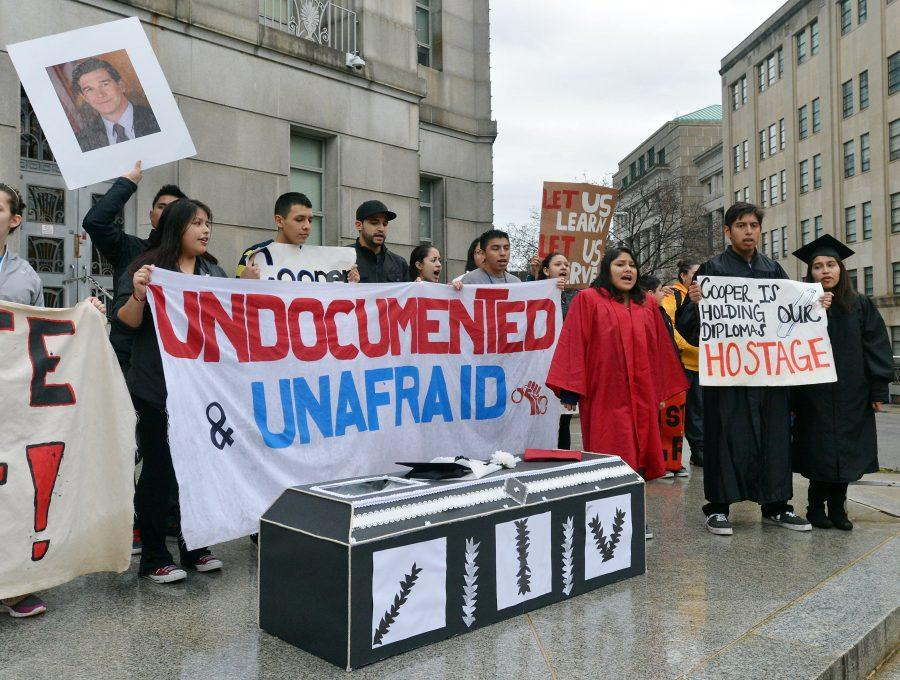 DACA recipients grow fearful of increased enforcement