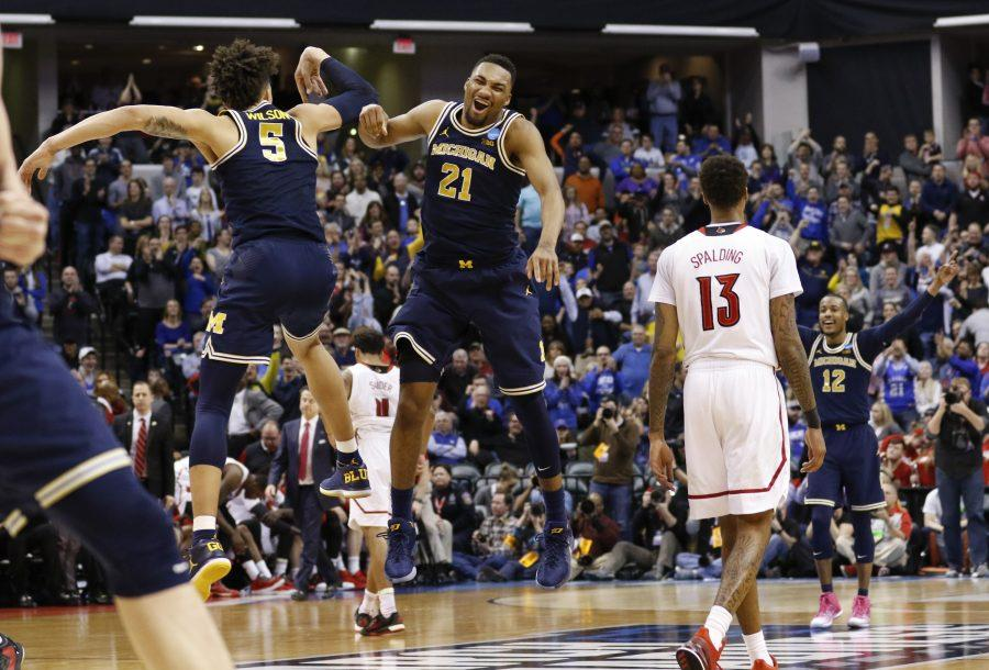 NCAA Tournament's first weekend full of upsets
