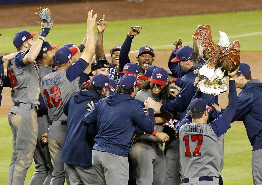 Team+USA+routs+Puerto+Rico+to+win+WBC