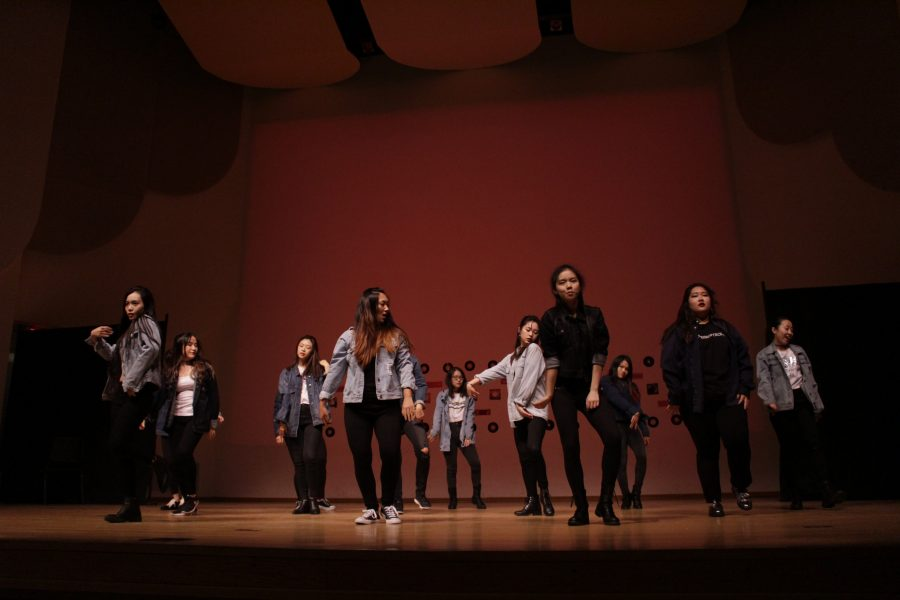 Dance crews put new spin on old music