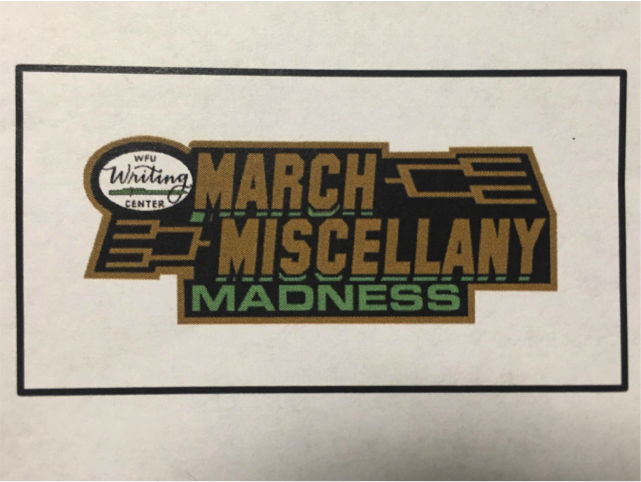 Writing center debate designed after March Madness