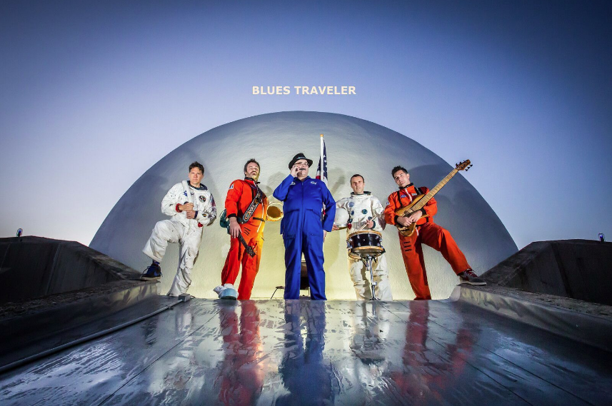 Exclusive: Ben Wilson of Blues Traveler interviews with the OGB