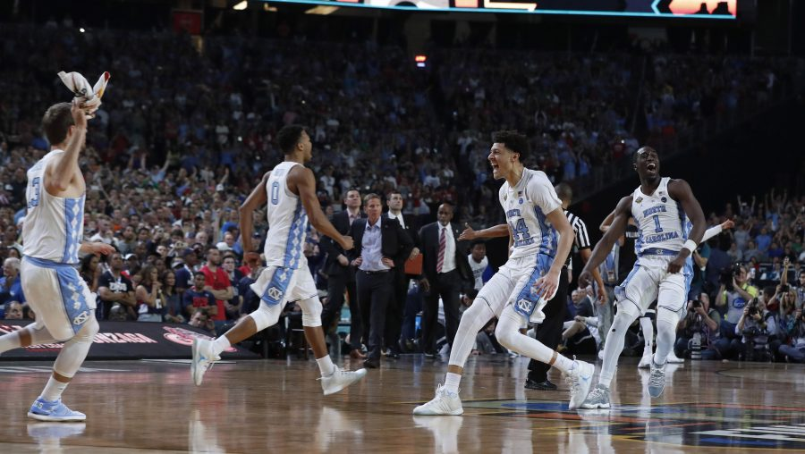 UNC Tar Heels are the champions again