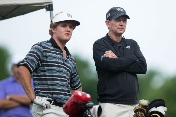 Deacon Spotlight: Men's golf Head Coach Jerry Haas