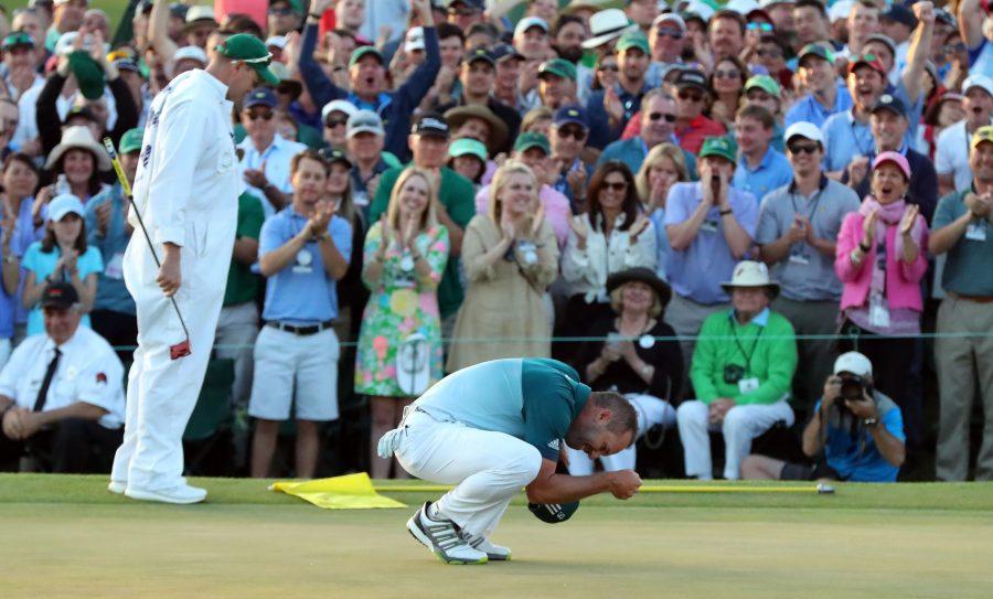 Sergio Garcia wins a dramatic Masters