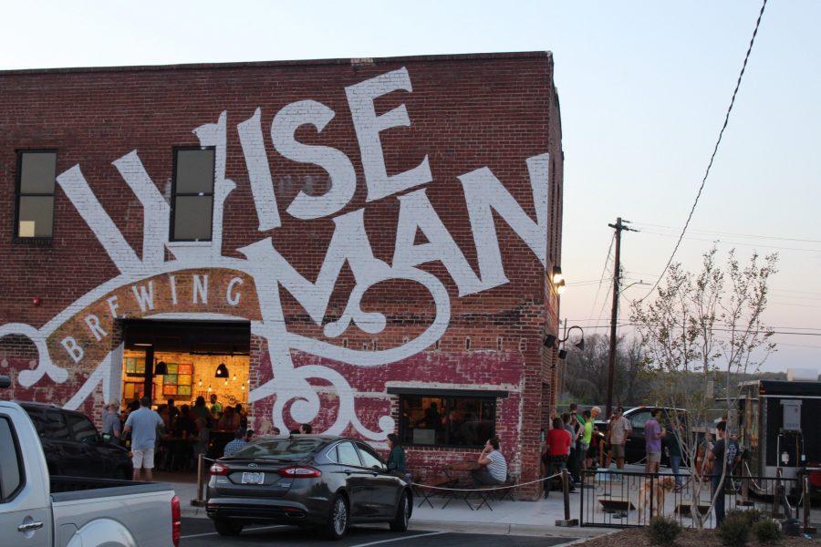Wise Man brews change in downtown WS