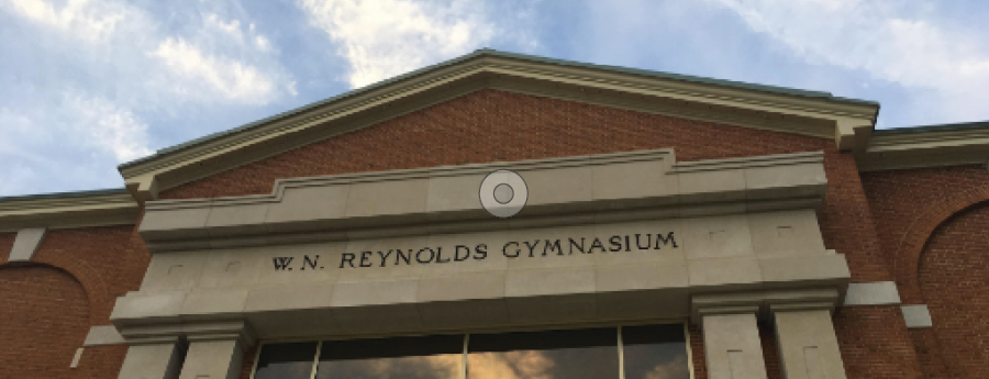 Renovated Reynolds Gymnasium opens doors
