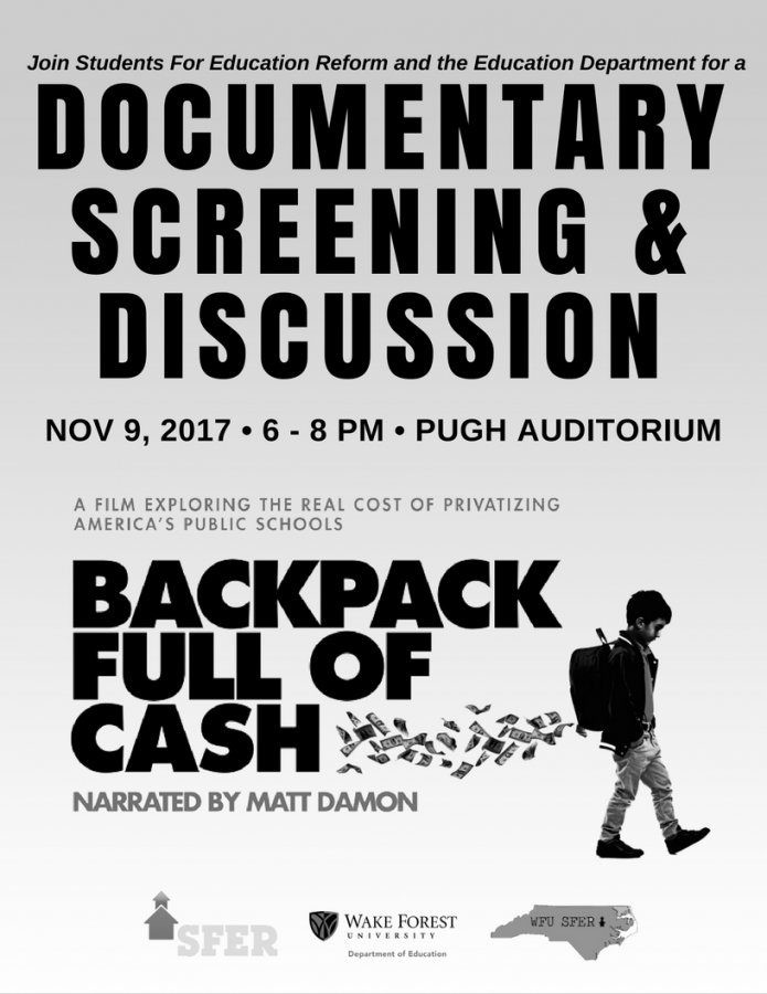 SFER+hosts+documentary+screening+in+Pugh