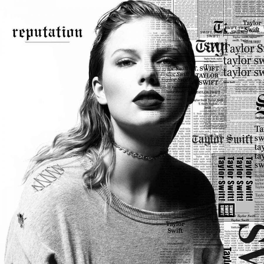 "Taylor Swift builds a new ""reputation"""