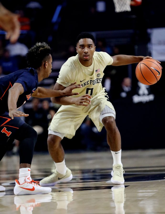 Wake+Forest+Basketball%3A+Non-Conference+Photo+Gallery