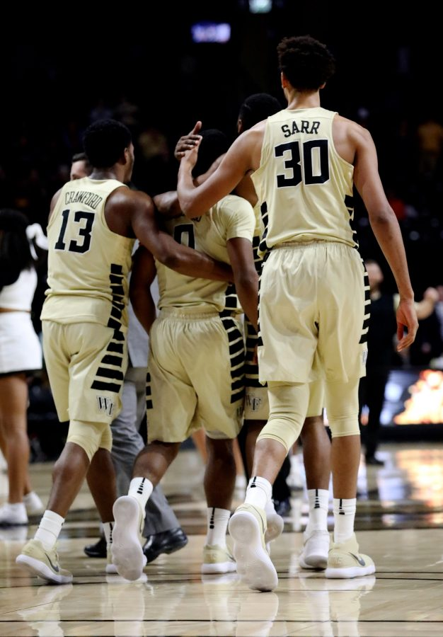 Wake Forest-UNC Basketball Preview