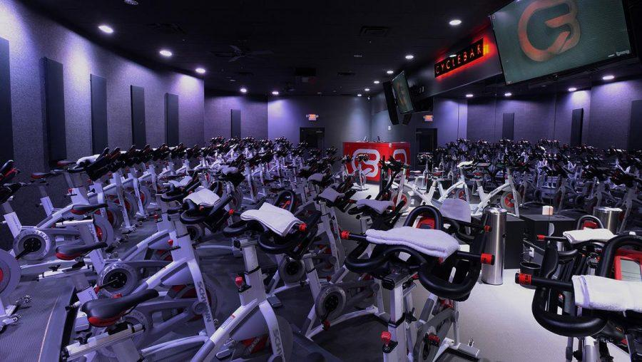 Indoor+Cycling+Studio+Opens+Downtown