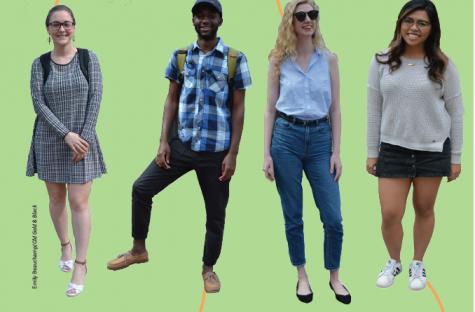 Quad Fashion: Spring Edition