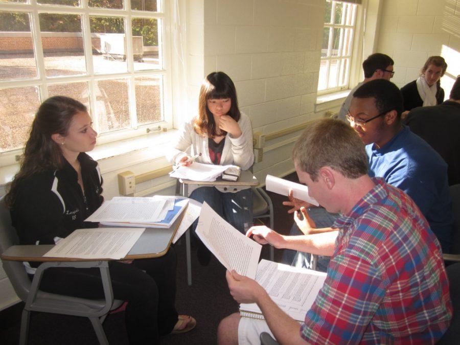 Photo Courtesy of college.wfu.edu