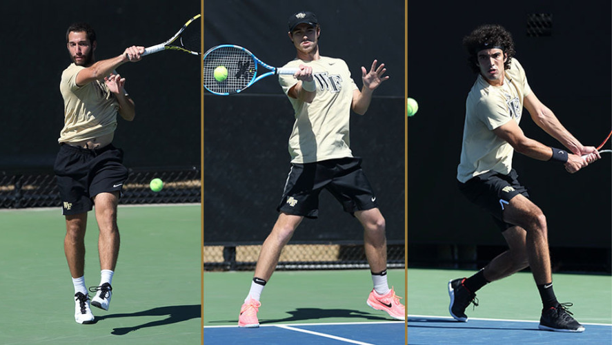 Photos Courtesy of Wake Forest Athletic Communications