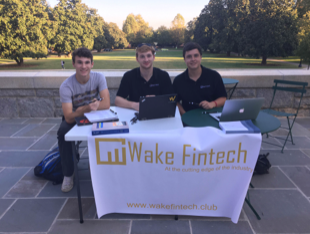 Photo Courtesy of Wake Fintech