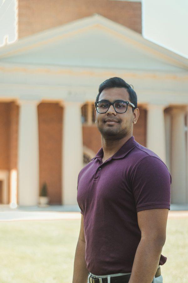 Nandan Patel: Biology