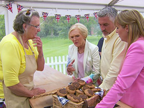 British Baking Competition Is Still A Treat